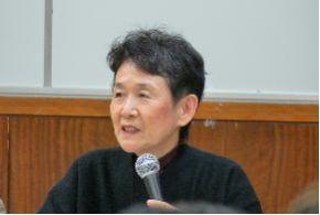 2010年11月7日 川田文子さん講演...